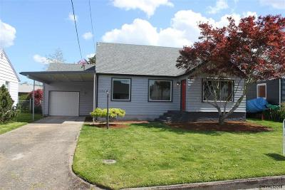Salem Single Family Home For Sale: 1226 25th St
