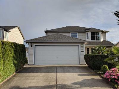 Woodburn Single Family Home For Sale: 2728 Citadel St