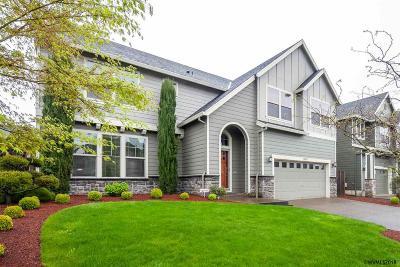 Salem Single Family Home For Sale: 2839 Eagles Eye Av