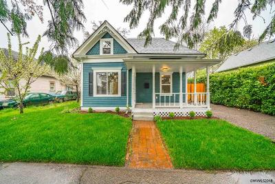 Salem Single Family Home For Sale: 2279 Church St