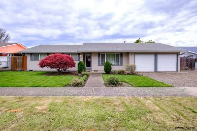 Salem Single Family Home Active Under Contract: 4575 Janice Dr