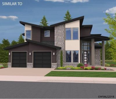 Salem Single Family Home For Sale: 337 Kurth Meadow