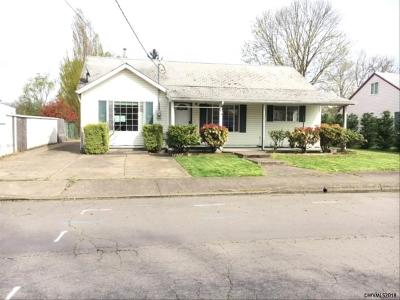 Salem Single Family Home For Sale: 3040 Evergreen Av