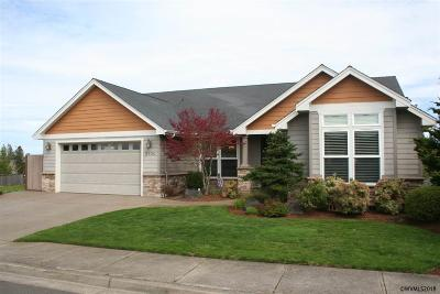 Salem Single Family Home For Sale: 5934 Pike Pass St