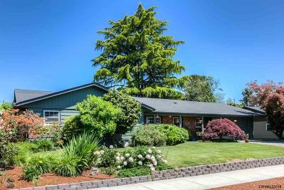 Keizer Single Family Home For Sale: 1517 Meadowlark Dr