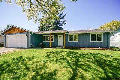 Salem Single Family Home For Sale: 1163 Scepter Way