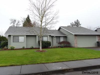 Monmouth Single Family Home Active Under Contract: 391 Suzana St