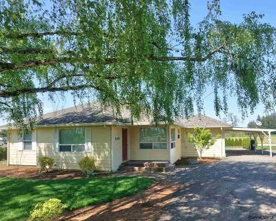 Salem Single Family Home For Sale: 3691 Perkins St