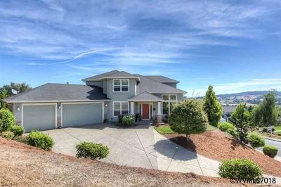Dallas Single Family Home For Sale: 2424 SW Oakwood Dr