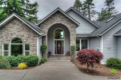 Salem Single Family Home For Sale: 595 Sahalee Dr