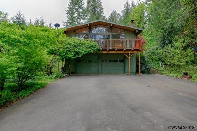 Monmouth Single Family Home For Sale: 16540 Airlie Rd