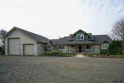 Salem Single Family Home For Sale: 9652 Bella Vista Wy