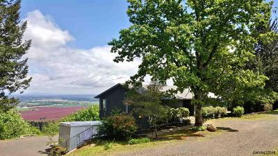 Salem Single Family Home For Sale: 3700 Eagle Crest Rd