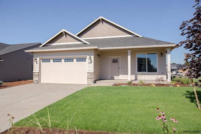 Sublimity Single Family Home For Sale: 347 SE Belgian St