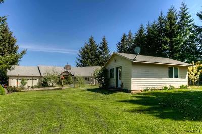 Dallas Single Family Home For Sale: 1401 Reuben Boise Rd