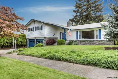 Keizer Single Family Home For Sale: 6084 12th Av