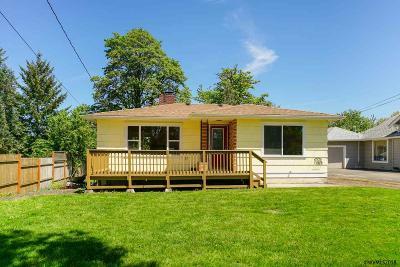 Dallas Single Family Home Active Under Contract: 780 SW Washington St