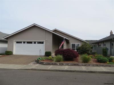 Salem Single Family Home Active Under Contract: 3016 Oakcrest Dr