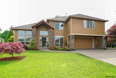 Keizer Single Family Home For Sale: 6196 Hogan Dr