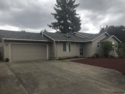 Keizer Single Family Home Active Under Contract: 842 Lockhaven Dr