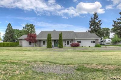 Keizer Single Family Home Active Under Contract: 2592 Quinaby Meadows Ln