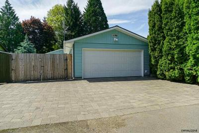 Keizer Single Family Home For Sale: 1196 Harmony Dr