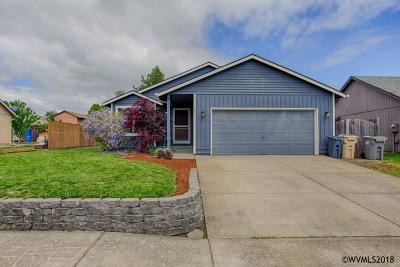 Dallas Single Family Home Active Under Contract: 242 NW Bonanza Av