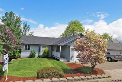 Salem Single Family Home Active Under Contract: 2275 Gibsonwoods Ct