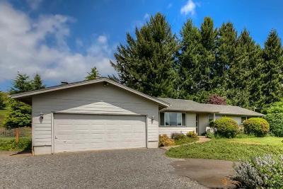 Salem Single Family Home For Sale: 8106 Sunnyside Rd