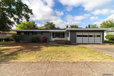 Salem Single Family Home For Sale: 448 Idylwood Dr