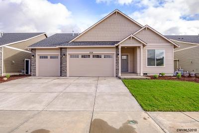 Turner Single Family Home For Sale: 5230 Ava (Lot#124) St