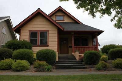 Monmouth Single Family Home Active Under Contract: 1280 Gwinn St