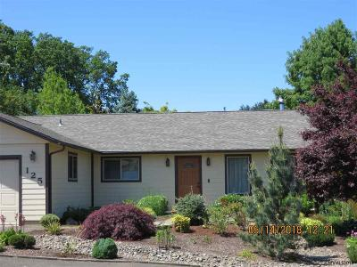 Sublimity Single Family Home Active Under Contract: 125 NW Downy St
