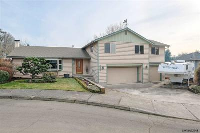 Salem Single Family Home For Sale: 1831 Watergate Ct