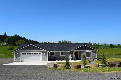 Salem Single Family Home For Sale: 2835 Spring Valley Ln