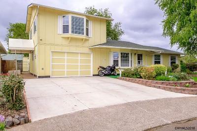 Salem Single Family Home For Sale: 4518 Garden Ct