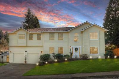 Salem Single Family Home For Sale: 910 Sunmist Ct SE