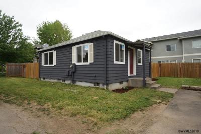 Keizer Single Family Home Active Under Contract: 4934 Fillmore St