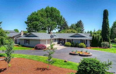 Keizer Single Family Home Active Under Contract: 7360 O'neil Rd