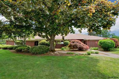 Salem Single Family Home For Sale: 2620 Sunrise Av