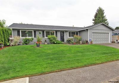 Keizer Single Family Home For Sale: 1600 Eugene Ct