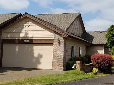 Keizer Single Family Home Active Under Contract: 859 Crenshaw Lp
