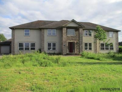 Salem Single Family Home For Sale: 2580 Quartz St