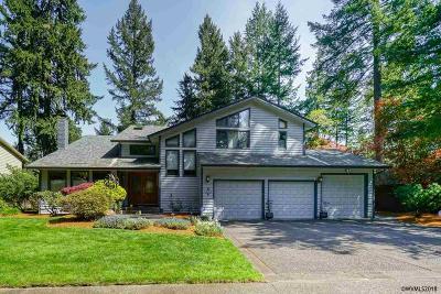 Salem Single Family Home For Sale: 4570 Patriot Ct