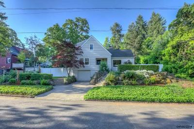 Salem Single Family Home For Sale: 440 Myers St