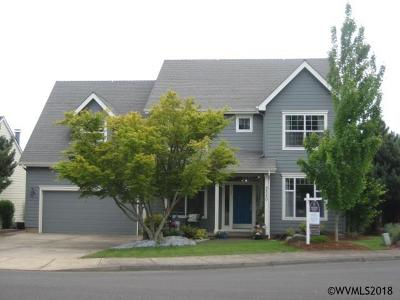 Salem Single Family Home For Sale: 5330 Berkshire Ct