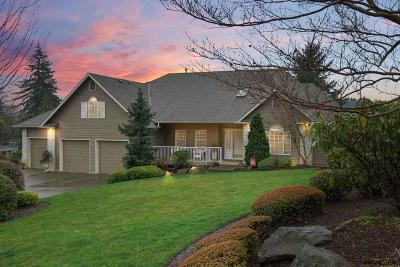 Salem Single Family Home For Sale: 6130 Crooked Stick Lp