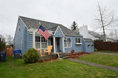 Salem Single Family Home For Sale: 2075 18th St