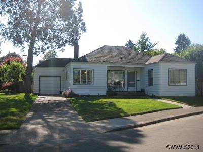 Salem Single Family Home For Sale: 534 22nd St
