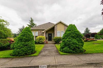 Salem Single Family Home For Sale: 3854 St. Andrews Lp
